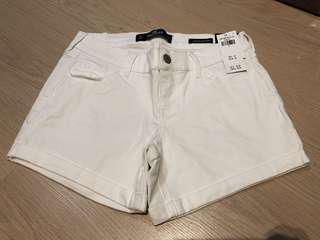(Reduced) Hollister Low rise midi short