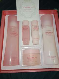 Cleanbello korean skincare range