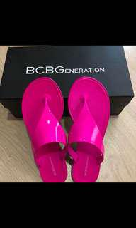(Reduced price) BCBGeneration Jelly Sandals