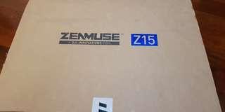 Dji zenmuse Z15 gimbal for s800