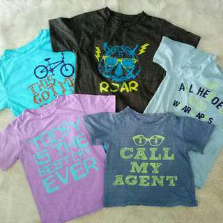 Kid's Cool Graphic Tees Original Designs