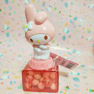 Only 1 Sanrio License My Melody Money Box with Candy