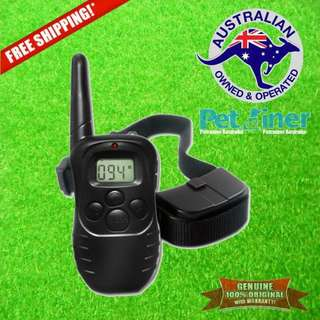 Petrainer PET998D-1 Remote Dog Training Collar with Shock and Vibration for 1 Dog
