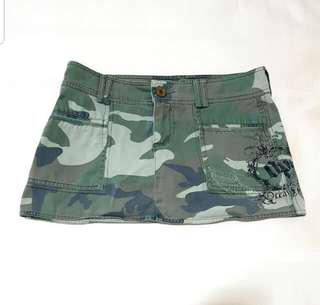 🚚 Ocean Pacific Army Green Skorts XS