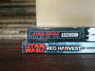 Book bundle 6: Star wars