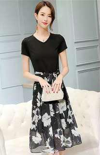 Clearance Korean Dress
