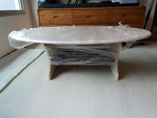 Natural Quartz Marble Coffee table