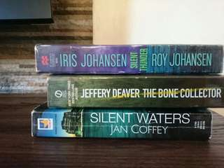 Book bundle 2: Suspense