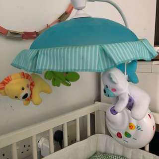Fisher prize Mobile for cot/crib