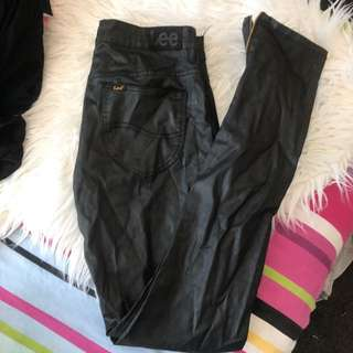 Lee Jeans High Rise