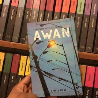"""Buku Fixi """"Awan"""""""