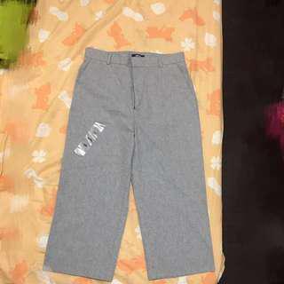 🚚 SPAO 女式棉質寬褲