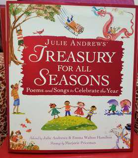 🚚 Julie Andrew's Treasury for ALL Seasons