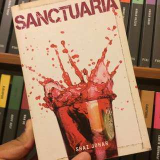"""Buku Fixi """"Sanctuaria"""""""