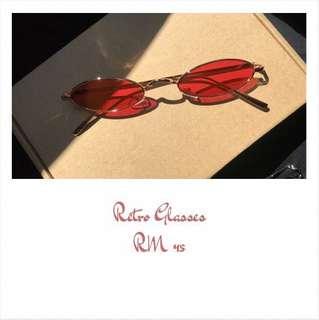 [NEW] Retro Glasses
