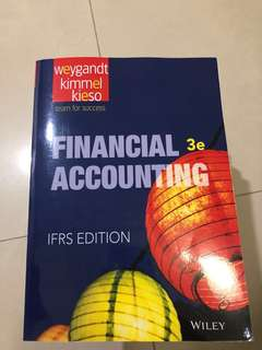 Financial accounting IFRS 3e