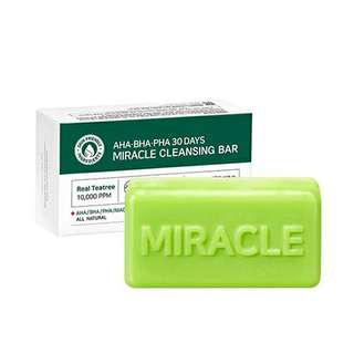 SALE ! SOMEBYMI Miracle Cleansing Bar 106g