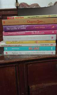 Take All 9 Novel Buku Bacaan