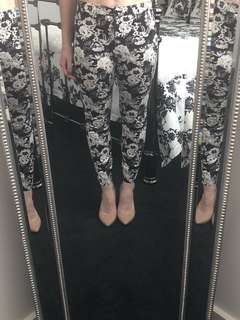 Forever New Floral Pants