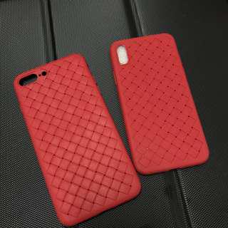 Ready Stock: BV Plait Red iPhone X ONLY Case