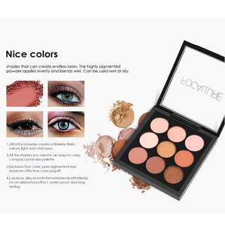 Focallure FA36 Nine Colors Eyeshadow