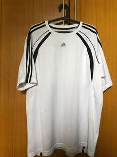 Adidas 3 stripes shirt