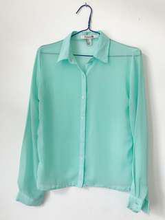 Forever21 Tosca Shirt / Kemeja