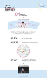 [LF] our825wonder - ongbokki singapore orchard gateway coffeesmith event