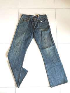 Guess Jeans W32L32 Boot Cut Ori Brand New Unworn