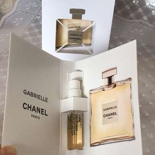Chanel Gabrielle Parfum Sample