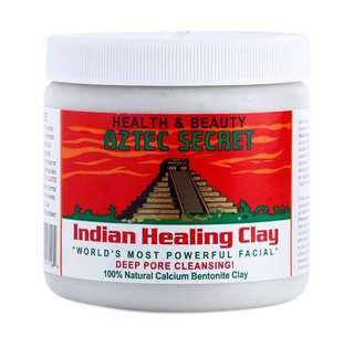 AZTEC INDIAN HEALING CLAY AUTHENTIC