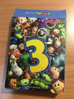 Toy story 3 Matching Card