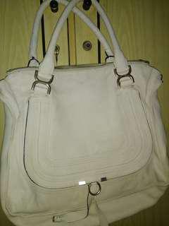 Chloe Marcie big leather bag