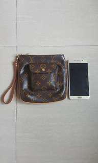 LOUIS VUITTON LV clutch small bag