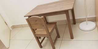 Ikea Children Table Set