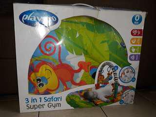 Playgro 3 in 1 Supergym
