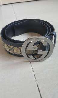 Gucci Belt 皮帶 size 90