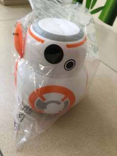 BB8 Star Wars cereal to go