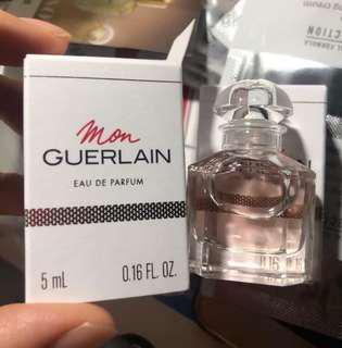 Guerlain 香水 Mon EDP 5ml 超可愛收藏版