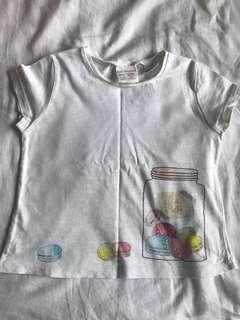 Zara Kids T-shirt 18-24m