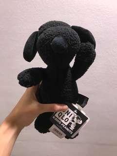 Kaws x Peanuts Plush Toy