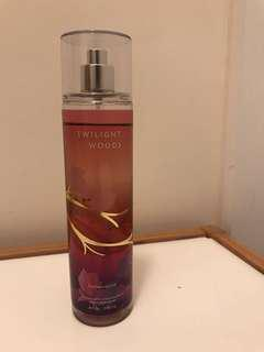 Bath & Body Works fine fragrance mist 95% new