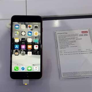 Kredit Iphone 8 Plus 64 GB Dp 4.4 Tanpa Kartu Kredit