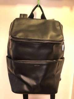 MATT & NAT 背囊/背包 backpack 黑色