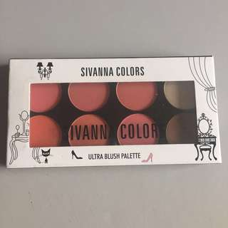 Sivanna Colors Blush Palette