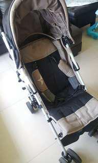 Prego baby stroller