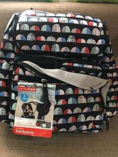 SKIPHOP 4piece set diaper bag