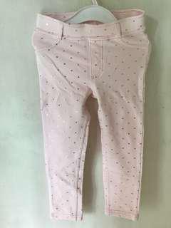 H&M 全新 女童褲