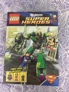 LEGO 6862 Superman vs. Power Armour Lex