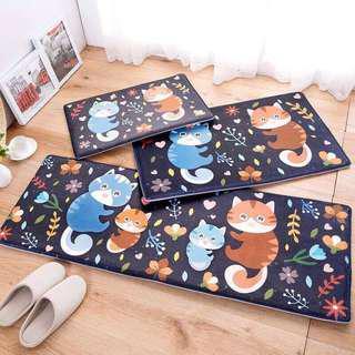 🚚 Carpet / rug / floor mat / 3 pieces set